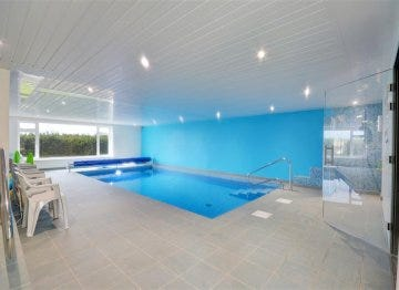Your Own Indoor Swimming Pool Cornish Horizons