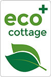 This property is an eco plus cottage