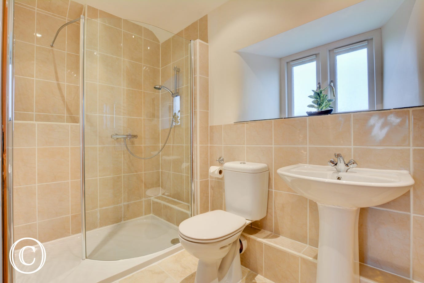 Bedroom 2 En suite Shower Room