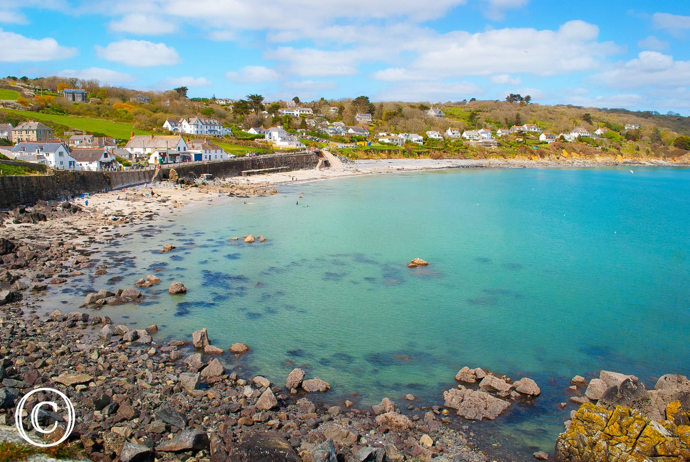 Coverack - Just a 20 minute drive from Mudgeon Cottage