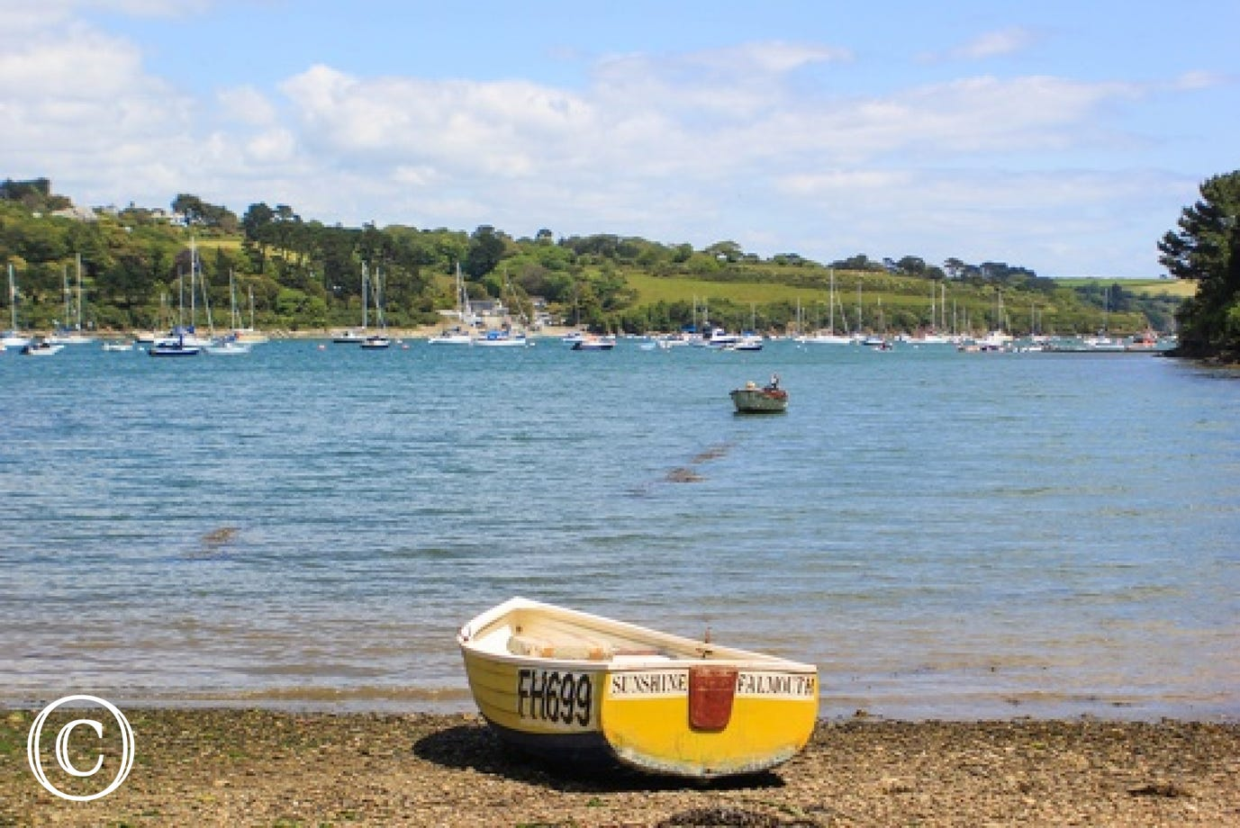 Helford River Area