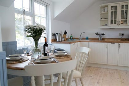 Cliff Top Cottage dining table